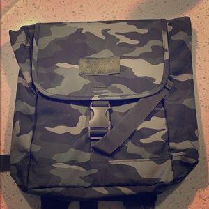 PINK Victoria's Secret Bags - New Victoria's Secret pink camo backpack